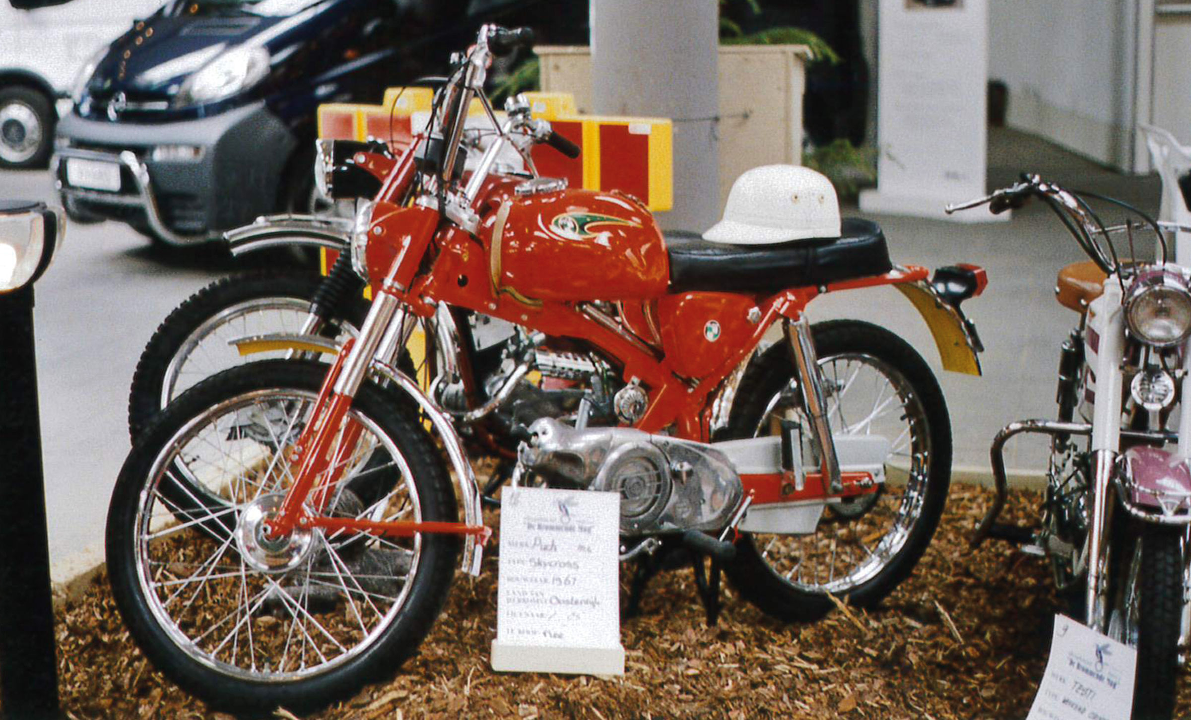 Puch MC50 Sky Cross
